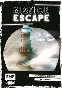 Miceal Beausang-O'Griafa: Mission: Exit - SOS auf hoher See!, Buch
