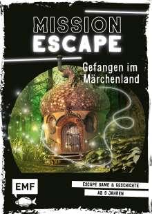Lou Ford: Mission: Exit - Gefangen im Märchenland, Buch