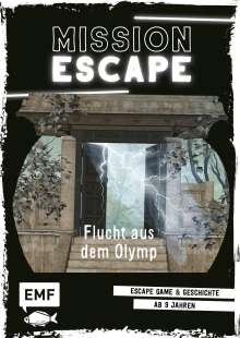 Lylian: Mission: Exit - Flucht aus dem Olymp, Buch