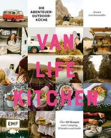 Jessica Lerchenmüller: Van Life Kitchen - Die Abenteuer-Outdoor-Küche, Buch