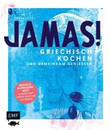 Tanja Dusy: Jamas! Griechisch kochen und gemeinsam genießen, Buch