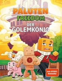 Paluten: Der Golemkönig, Buch