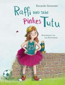 Riccardo Simonetti: Raffi und sein pinkes Tutu, Buch