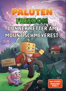 Paluten: Donnerwetter am Mount Schmeverest, Buch
