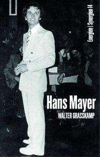 Walter Grasskamp. Hans Mayer, Buch