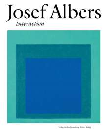 Josef Albers. Interaction, Buch