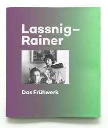 Maria Lassnig / Arnulf Rainer. Das Frühwerk, Buch