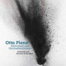 Oliver Kornhoff: Otto Piene. Alchemist und Himmelsstürmer / Alchemist and Stormer of the Skies, Buch