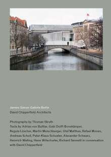 Adrian von Buttlar: David Chipperfield Architects: James-Simon-Galerie Berlin, Buch