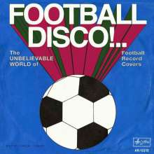 Pascal Claude: Football Disco!, Buch