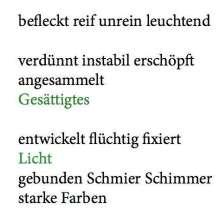 Wolfgang Tillmans. Gesättigtes Licht (Silber-Arbeiten), Buch