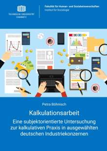 Petra Böhnisch: Kalkulationsarbeit, Buch