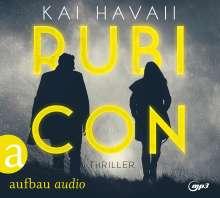 Kai Havaii: Rubicon, MP3-CD