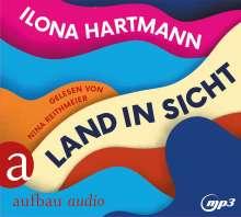 Ilona Hartmann: Land in Sicht, MP3-CD