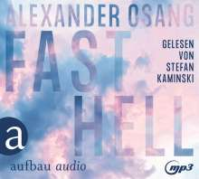Alexander Osang: Fast hell, MP3-CD