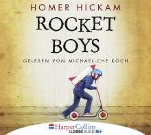 Rocket Boys, CD