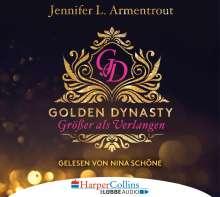 Golden Dynasty-Größer als Verlangen, 6 CDs