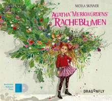 Agatha Merkwürdens Racheblumen, 6 CDs