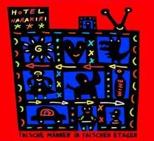 Stefan Veith: Hotel Harakiri, CD
