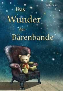 Gabi Saler: Das Wunder der Bärenbande, Buch