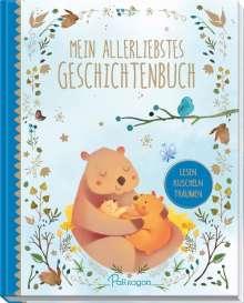 Mandy Archer u. a.: Mein allerliebstes Geschichtenbuch, Buch