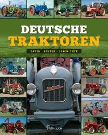 Karl Andresen: Deutsche Traktoren, Buch