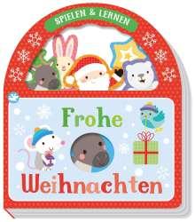 Frohe Weihnachten, Buch