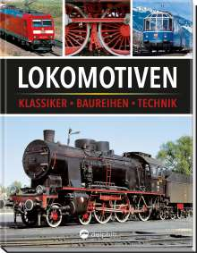 Klaus Eckert: Lokomotiven, Buch