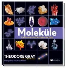 Theodore Gray: Moleküle, Buch