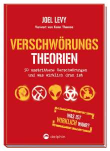 Joel Levy: Verschwörungstheorien, Buch
