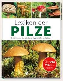 Hans W. Kothe: Lexikon der Pilze - Bestimmung, Verwendung, typische Doppelgänger, Buch