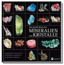 Adalberto Giazotta: Das große Buch der Mineralien und Kristalle, Buch