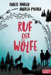 Robert Habeck: Ruf der Wölfe, Buch