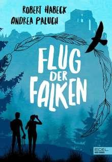 Robert Habeck: Flug der Falken, Buch