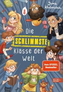 Juma Kliebenstein: Die schlimmste Klasse der Welt, Buch