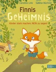 Caroline Link: Finnis Geheimnis, Buch