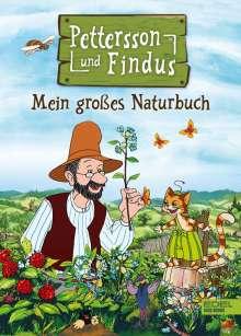 Sven Nordqvist: Pettersson und Findus: Mein großes Naturbuch, Buch