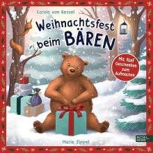 Carola von Kessel: Weihnachtsfest beim Bären, Buch
