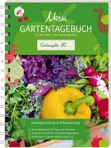 Mein Gartentagebuch für den Obst- und Gemüsegärtner, Buch