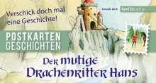 Amanda Koch: Der mutige Drachenritter Hans, Buch