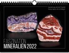 Faszination Mineralien 2022, Kalender