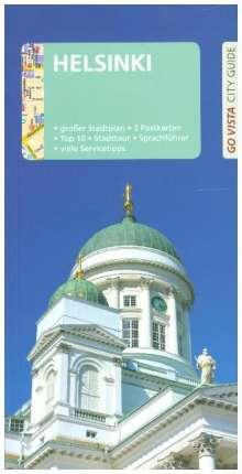 Rasso Knoller: GO VISTA: Reiseführer Helsinki, Buch