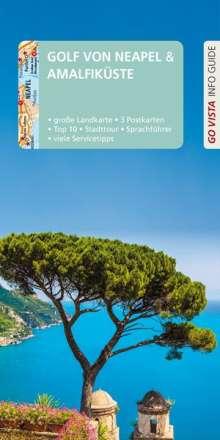 Heide Marie Karin Geiss: GO VISTA: Reiseführer Golf von Neapel/Amalfiküste, Buch