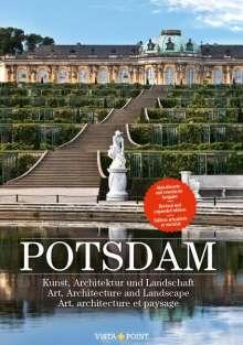 Barbara Borngässer: Potsdam, aktualisiert 2020 (D/GB/F), Buch