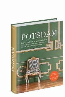 Barbara Borngässer: Potsdam, aktualisiert 2020 (D/GB/F) (Grünes Lackkabinett), Buch
