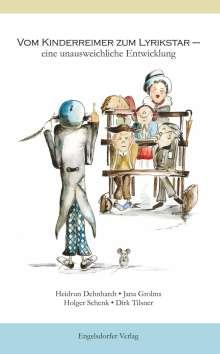 Vom Kinderreimer zum Lyrikstar - eine unausweichliche Entwicklung, Buch