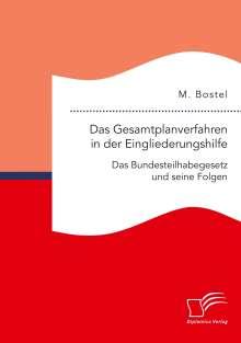 M. Bostel: Das Gesamtplanverfahren in der Eingliederungshilfe: Das Bundesteilhabegesetz und seine Folgen, Buch