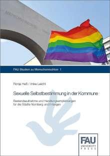 Imke Leicht: Sexuelle Selbstbestimmung in der Kommune, Buch