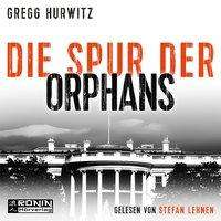 Gregg Hurwitz: Die Spur der Orphans, MP3-CD