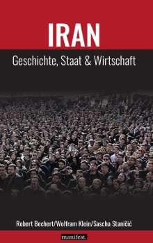 Robert Bechert: Iran, Buch